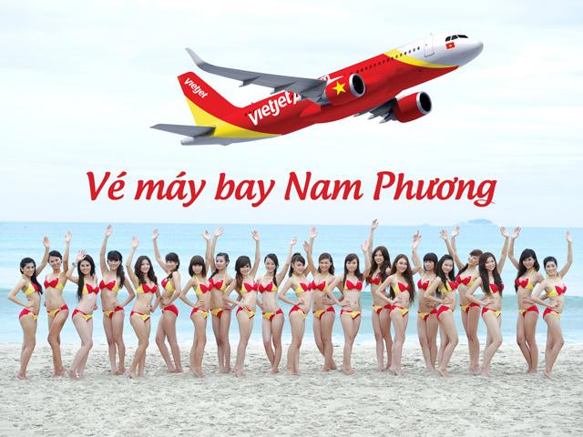 Hệ thống đặt vé hiện đại tại Vé máy bay Nam Phương