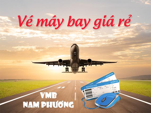 Vé máy bay giá rẻ VMB Nam Phương