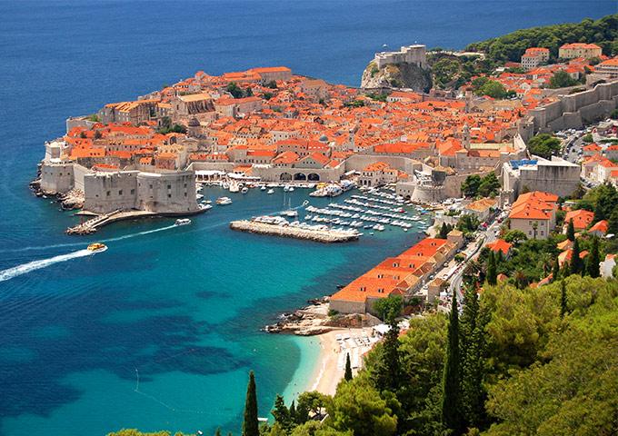 Vé máy bay khuyến mãi đi Croatia khám phá Dubrovnik, một trong 7 di sản thế giới