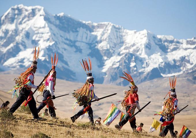 Vé máy bay khuyến mãi đi Peru khám phá Lễ hội Quyllur Rit'i