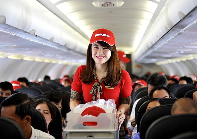 Vé máy bay khuyến mãi Hải Phòng - Đà Nẵng 480k