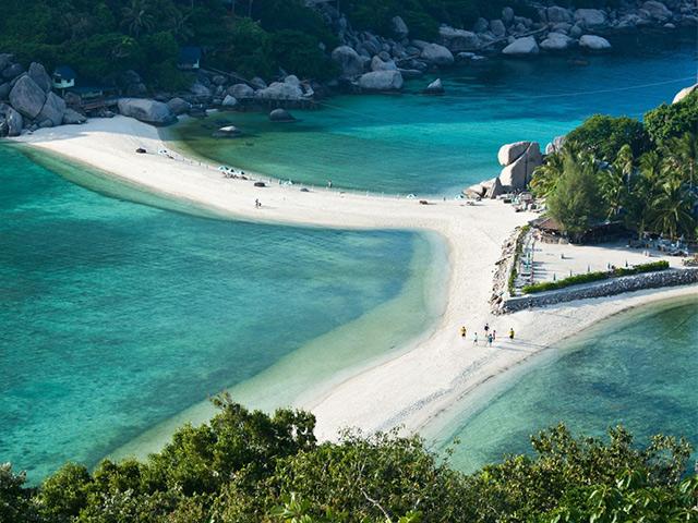 Vé máy bay khuyến mãi du lịch biển Thái Lan
