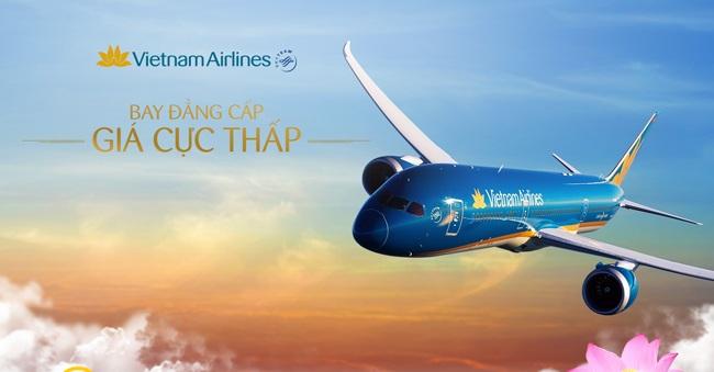 Vé máy bay Tết Đinh Dậu 2017 của Vietnam Airlines