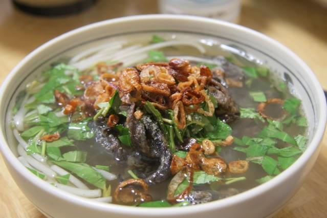 Cháo lươn Nghệ An
