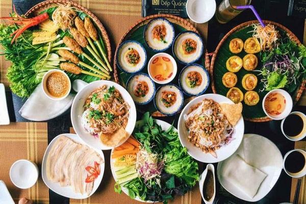 Ẩm thực phong phú ở Chu Lai