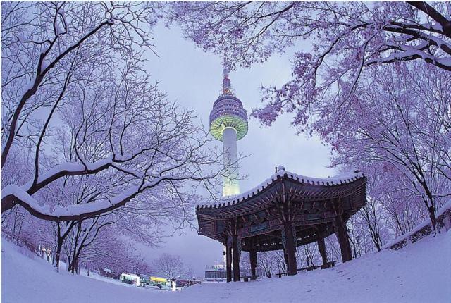 Khám phá Seoul
