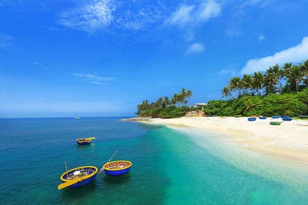 Những bãi biển đẹp ở Chu Lai