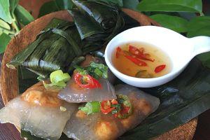 Vé máy bay giá rẻ đi Huế khám phá làng bánh Phú Lộc