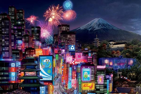 Thành phố Kyoto cổ kính