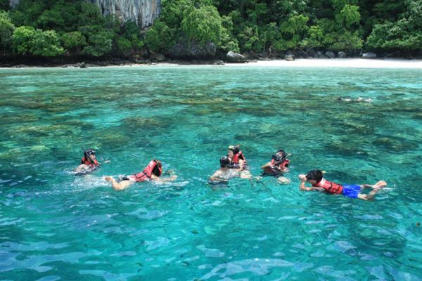 Biển Phuket Thái Lan