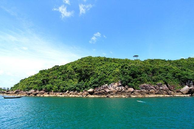 Vẻ đẹp hoang sơ của Hòn Thơm Phú Quốc
