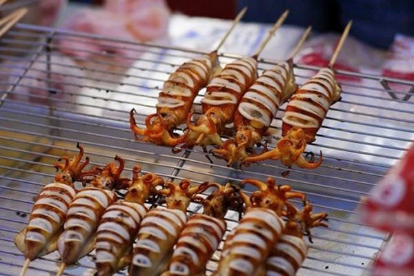 Thưởng thức những món hải sản tuyệt ngon ở Phú Quốc