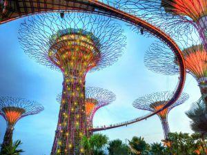 Vietjet khuyến mãi vé máy bay đi Singapore 5k