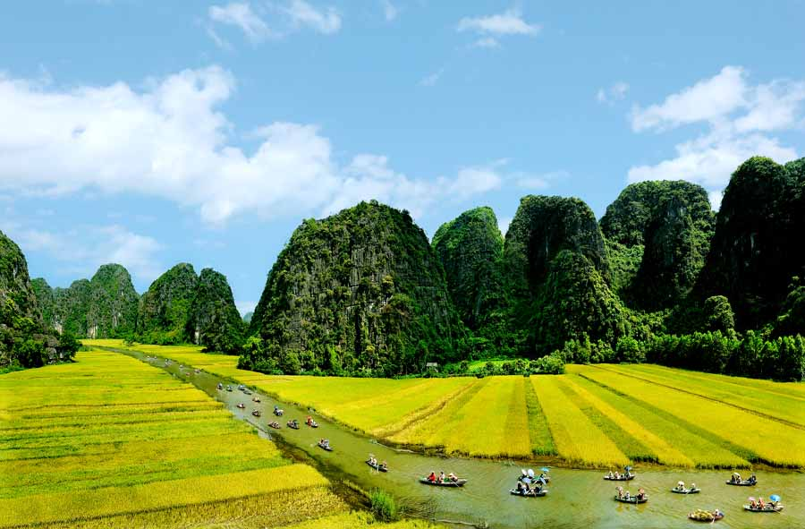 Ninh Bình non nước hữu tình