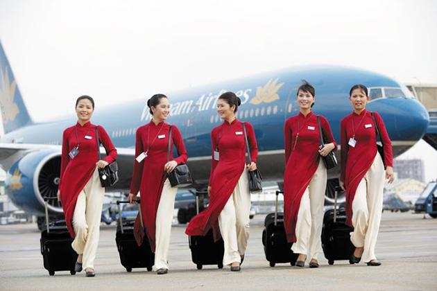 Vé máy bay Vietnam Airlines giá rẻ tháng 2 3 4