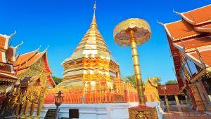 Vé máy bay giá rẻ Đồng Hới đi Chiang Mai