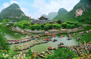 Vé máy bay khuyến mãi đi Ninh Bình