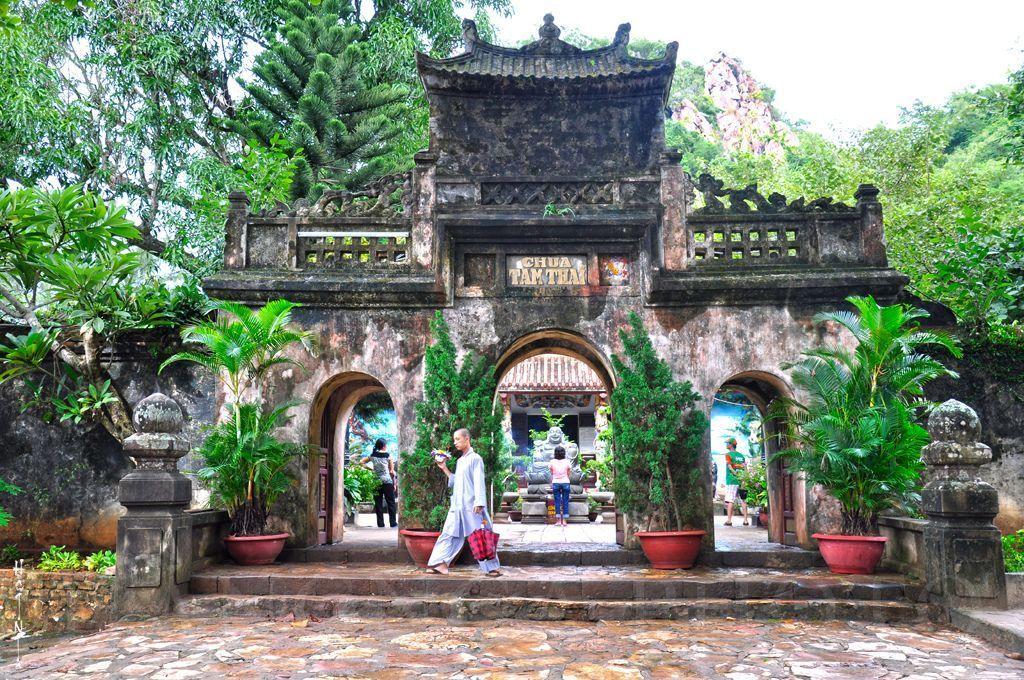 Chùa Tam Thai, Ngũ Hành Sơn