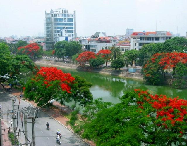 Vé máy bay đi Hải Phòng tham quan thành phố hoa phượng đỏ