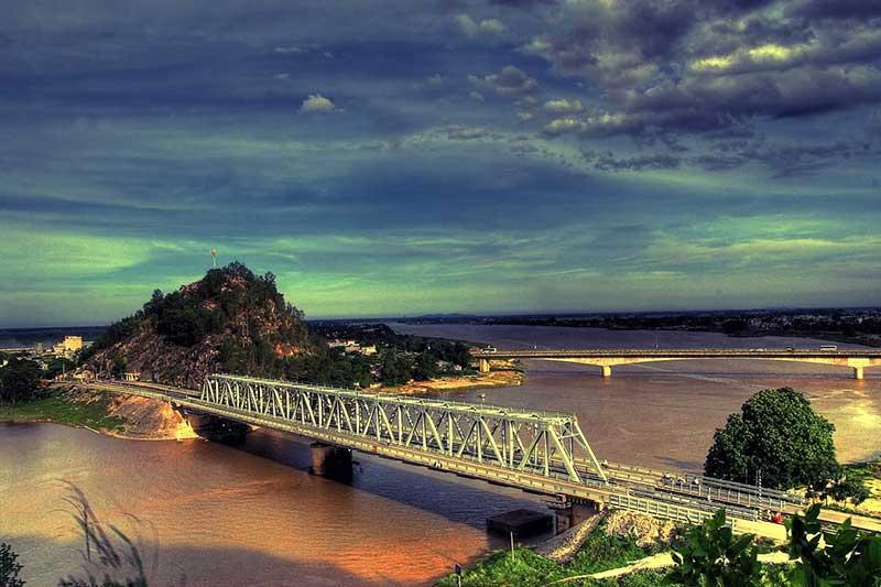 Cầu Hàm Rồng, Thanh Hoá