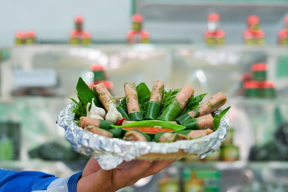 Độc đáo với hương vị khác lạ, thơm ngon của nem chua Thanh Hóa