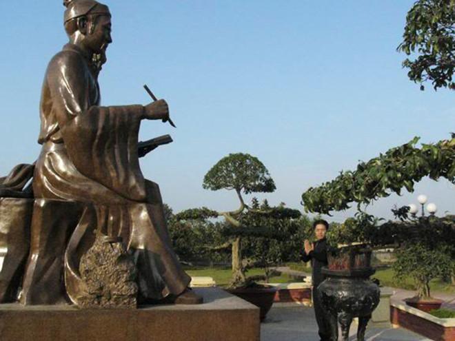 Đền thờ Nguyễn Bỉnh Khiêm