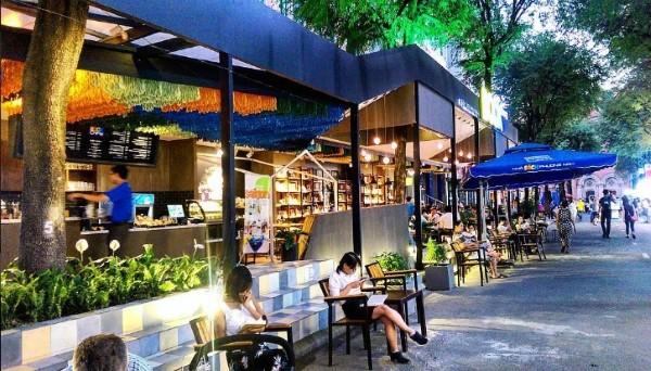 Những quán cà phê phục vụ nhu cầu đọc