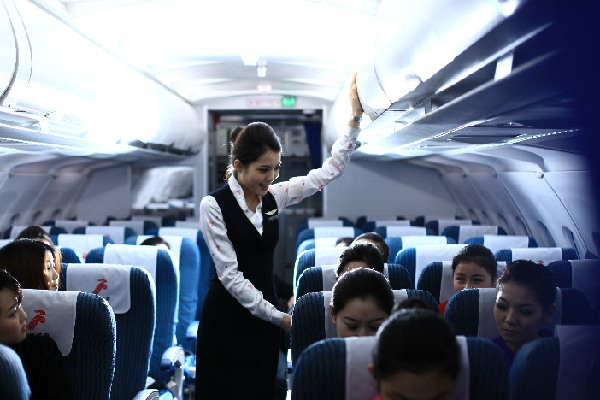 thủ tục cho người đi máy bay