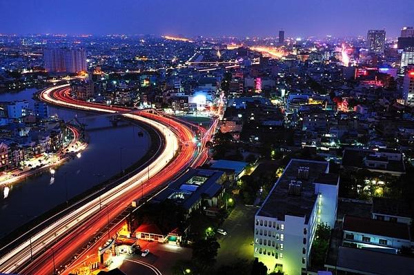 Địa điểm vui chơi ở Sài Gòn buổi tối
