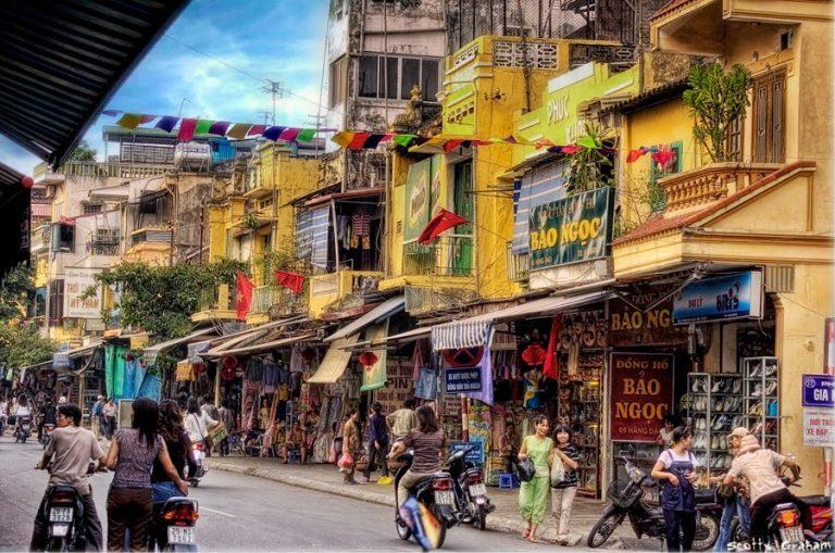 Vé máy bay Đà Nẵng Hà Nội