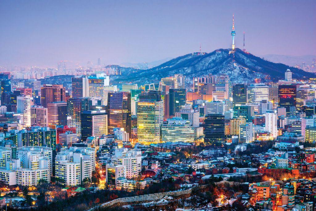 Giá vé máy bay Vietnam Airline đi Seoul