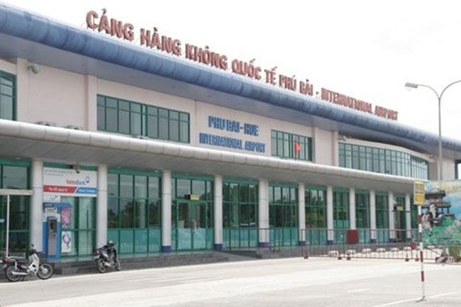 Vé máy bay đi Huế Vietnam Airline