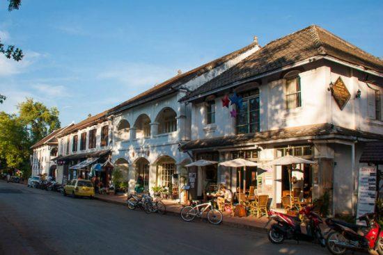 Vé máy bay Vietnam Airline đi Luang Prabang