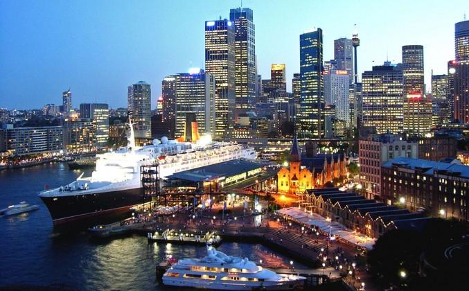 Vé máy bay Vietnam Airline đi Sydney