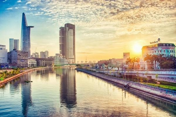 Ven sông Sài Gòn