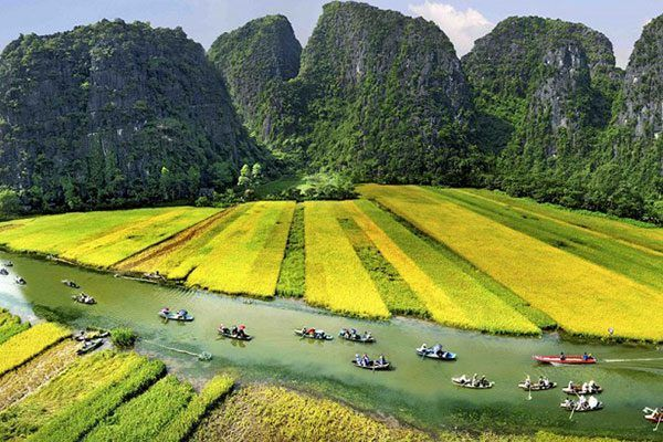 địa điểm du lịch Ninh Bình